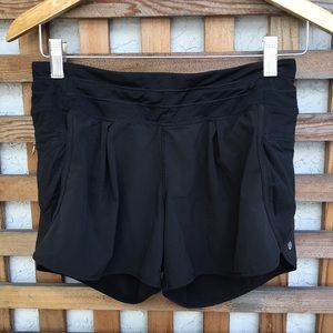 Lululemon Running Shorts Black 4